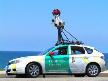 【メモ】Google map(ストリートビュー)で過去に遡る
